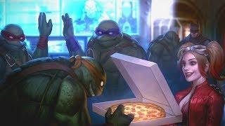 Injustice 2 - Teenage Mutant Ninja Turtles (TMNT) Ending