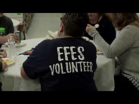 East Fannin Elementary School - Volunteers Appreciation Dinner