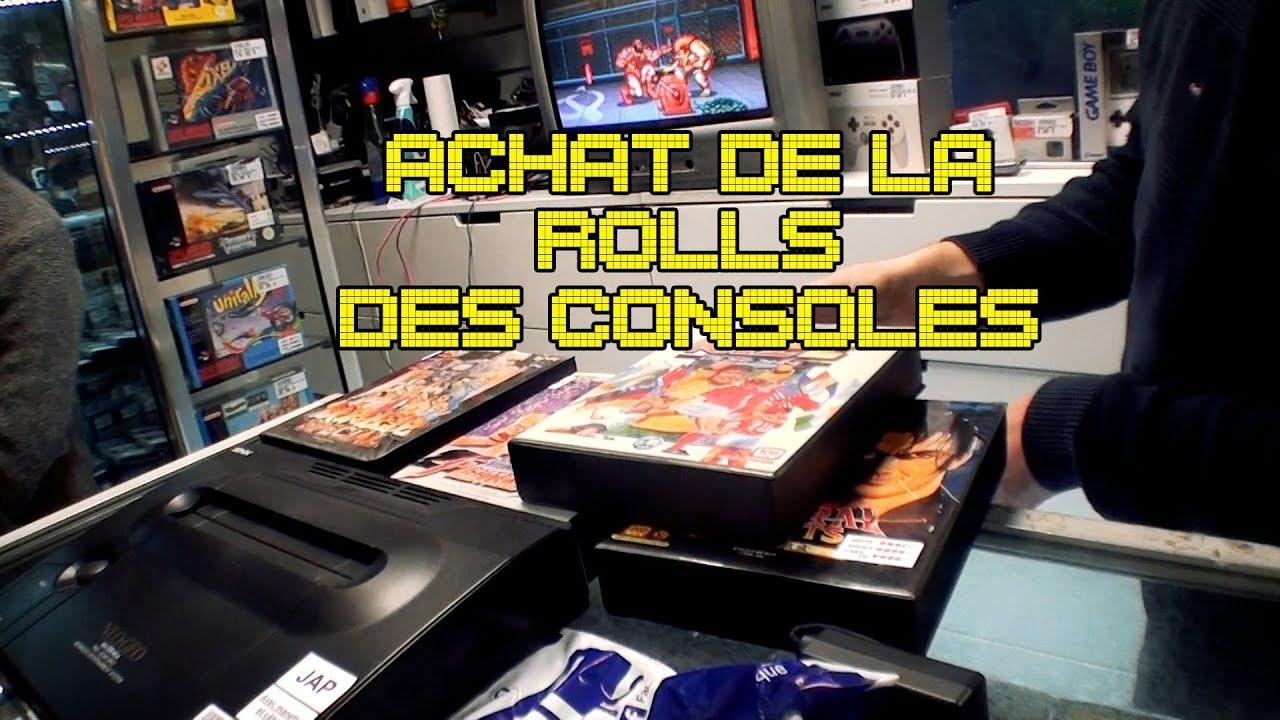 Download (EP99) Achat de la Rolls des consoles