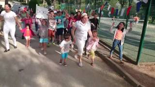Manifestation géante au Flower camping Le Fort Espagnol!