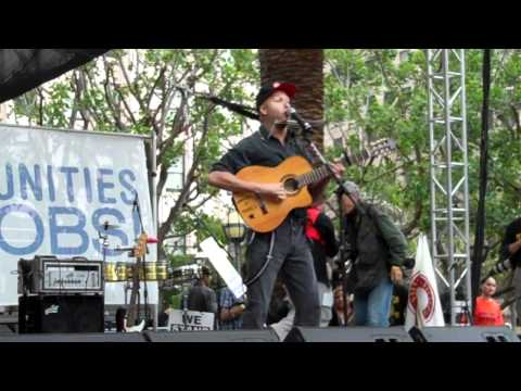 Tom Morello: Union Song
