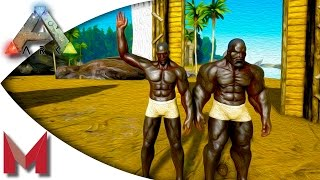 ARK: Survival Evolved - The Amazing Survivor Race Thing... Thing, ARK! S3E58 Gameplay