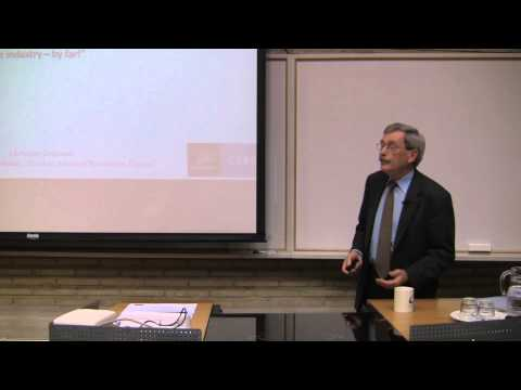 Hanken Professor Christian Grönroos - Principles of Service Management 1 - What is service?