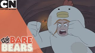 We Bare Bears | Missing Dog Hunt  | Cartoon Network UK 🇬🇧