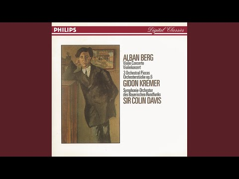 Berg: 3 Pieces for Orchestra, Op.6 - 1. Praeludium (Prelude)