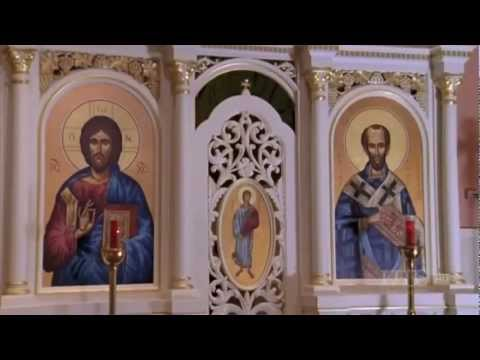 Andy Warhol (documentary excerpt) - Byzantine Art and Early Childhood Influence
