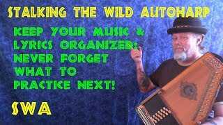Download Organize your Songs, Organize your Practice!