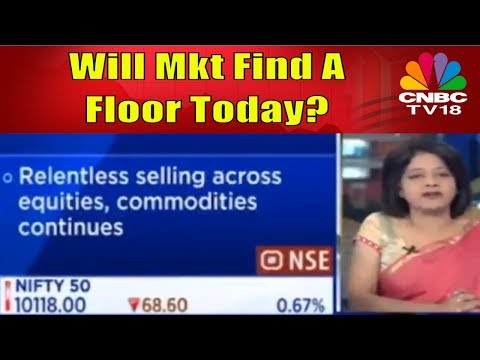 Will Markets Find a Silver Lining Today? | Morning Call | CNBC TV18