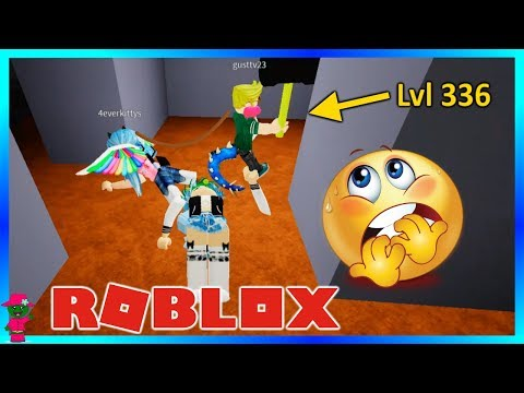 LEVEL 336 BEAST!!! (Roblox-Flee the Facility)