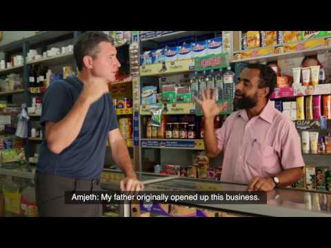 Sri Lanka: Deaf Pharmacy Owner