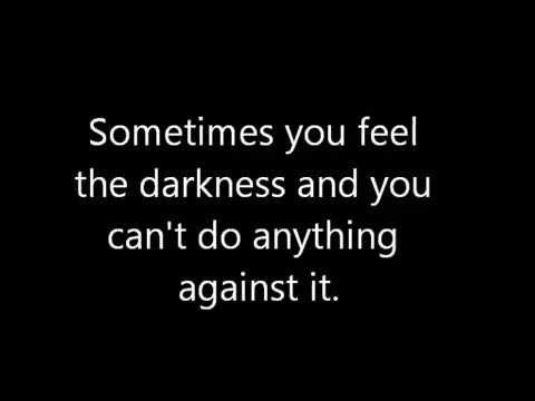 Sad Quote Captivating Sad Or Depressing Darkness Quotes  Youtube