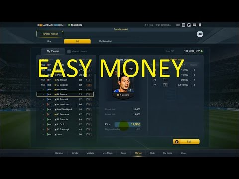 How To Get A Easy Money In Fifa Online