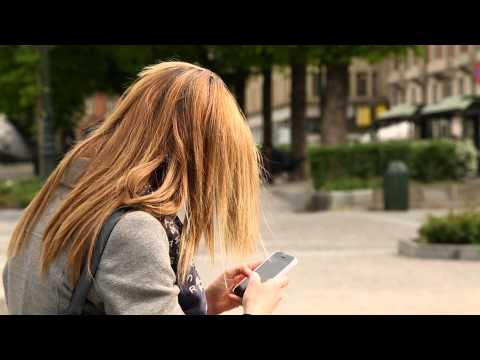 Girl on Phone - Free Stock Video Footage