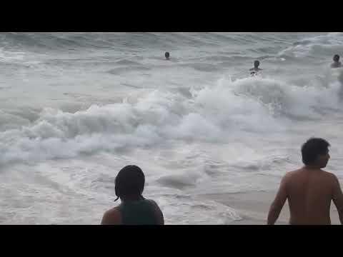 Playa, Punta Negra- Sur de Lima PERU-10/01/2014, con Joel Reyes Taboada
