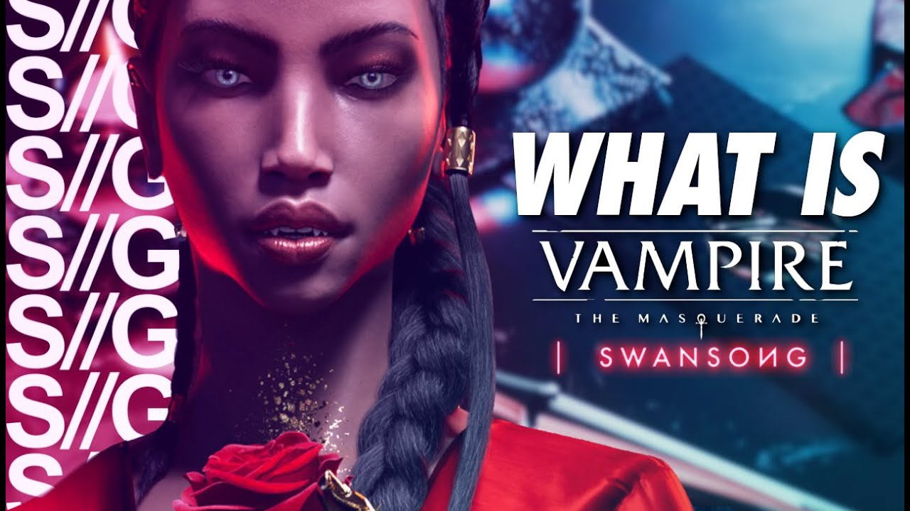 What is Vampire the Masquerade: Swansong?! Release Date, Platforms, and More!