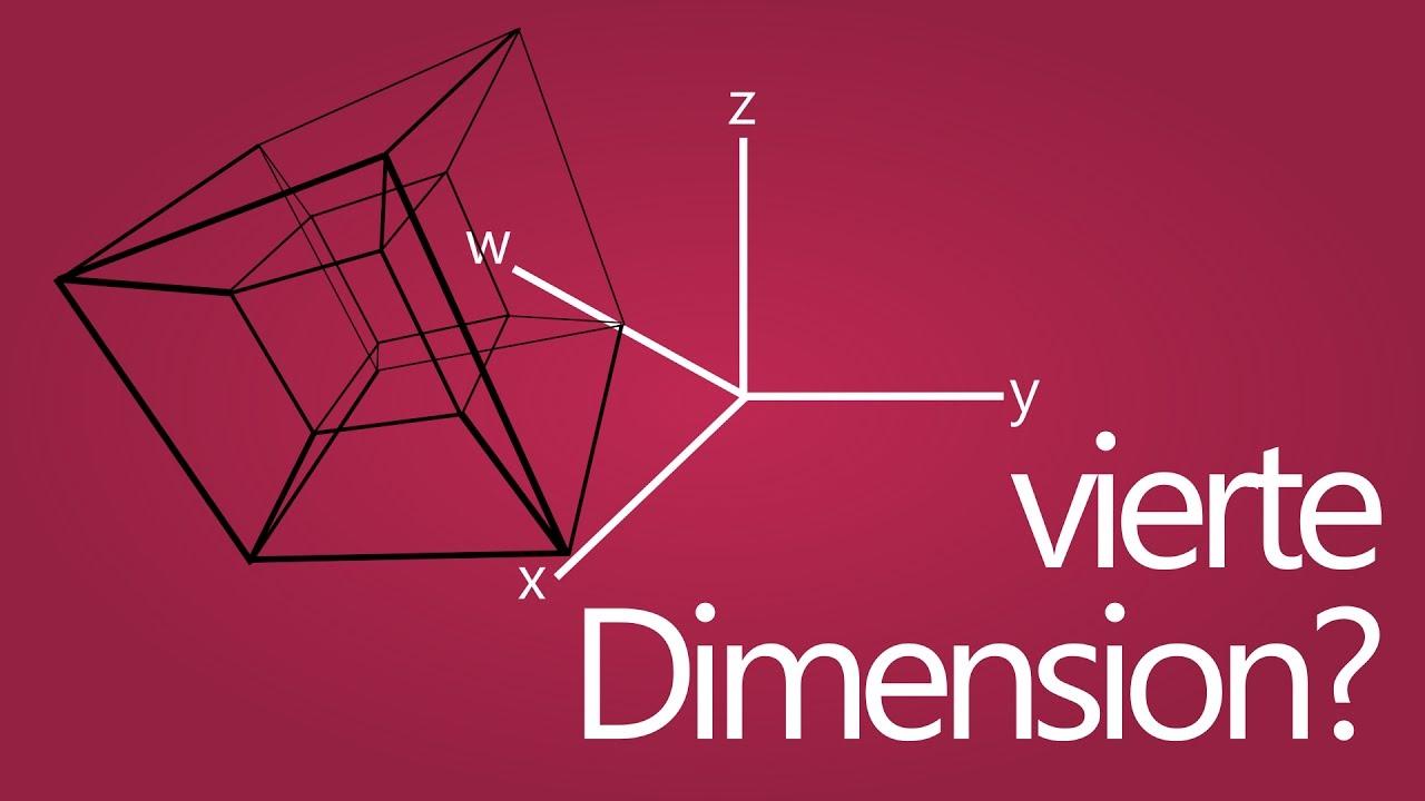 Wieviele Dimensionen Gibt Es
