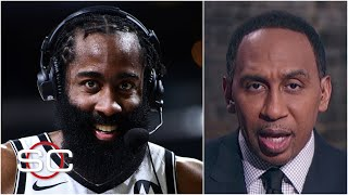 Stephen A.: James Harden proved he 'can do what the hell he wants to do' on offense | SportsCenter