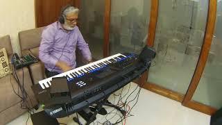Ek Pyar Ka Nagma Hai Instrumental on Yamaha Genos
