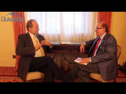 Dr. John StahlWert & Dr. James Davis Discuss The Serving Leader Cohort