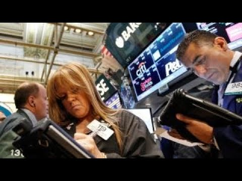 Dow hits record-high in final trading session of July