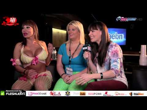 Inside AVN Expo 2013 Hosted by Dana Dearmond & Ava Devine Day 3  Part 1