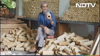 Habba's Efforts And Impact In Life Of Artists In Karnataka's Channapatna