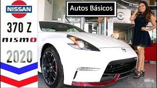 Nissan 370Z Nismo 2020 podrá contra el Supra 2020?