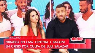 Los ángeles de la mañana - Programa 06/08/19 - ¿Crisis entre Cinthia Fernández y Martín Baclini?