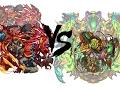 【モンスト】爆絕シャンバラ 自陣無課! カインx2 編成! |monster strike 怪物彈珠