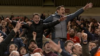 Travelling Reds in full voice at St Mary's | Southampton v Liverpool screenshot 5