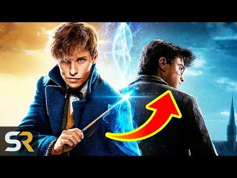Harry Potter Easter Eggs You Missed In Fantastic Beasts