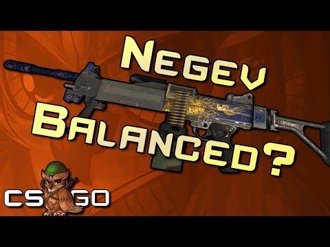 Negev Reworked Again - CS:GO