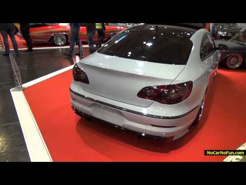 2009 Volkswagen Passat CC 1 8t Highline 230hp Custom - 2014 Essen Motor Show!