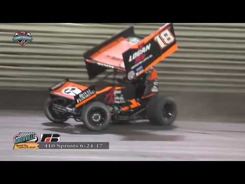 Knoxville Raceway SLO-MO June 24, 2017