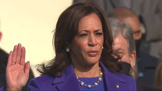 Watch Vice President Kamala Harris' swearing in | FOX6 News Milwaukee