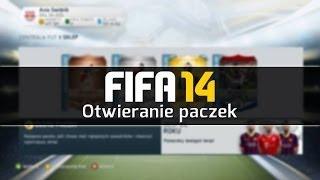 EA CZEMU TO ROBICIE? PACZKI 50K! FIFA 14 PL FUT