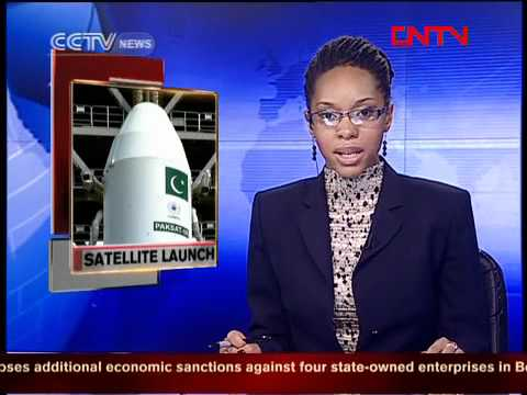 Pakistani Communications satellite PAKSAT-1R successfully launched