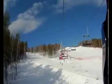 Видео с экшн камеры SPORTS G328