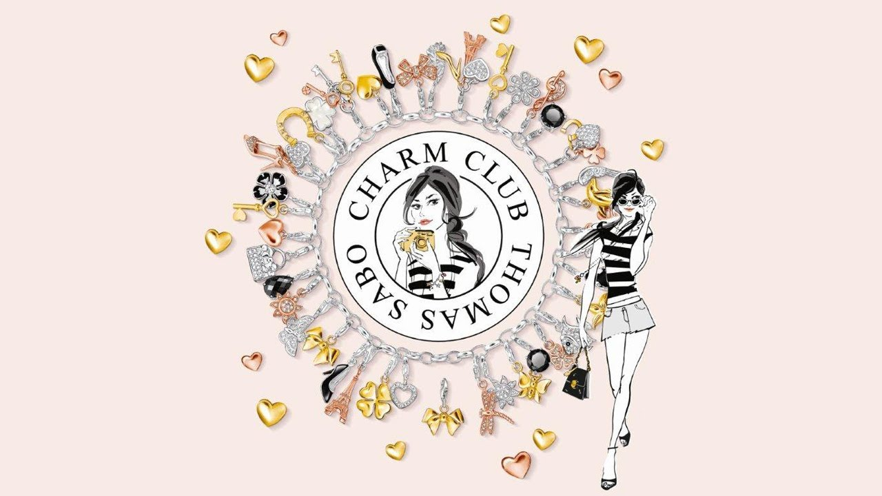 thomas sabo charm club collection 2013 spring summer youtube. Black Bedroom Furniture Sets. Home Design Ideas