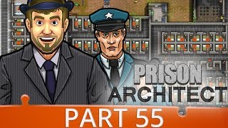 Prison Architect Season 4 - Ep 55 - Please Pass The Salt - Gameplay (1440p)