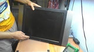 Ремонт телевизора Toshiba 20SLDT1 / Пропадает изображение