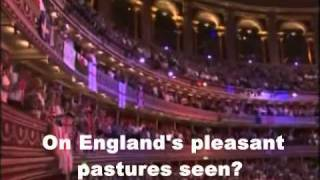 Jerusalem - Last Night of the Proms 06.wmv