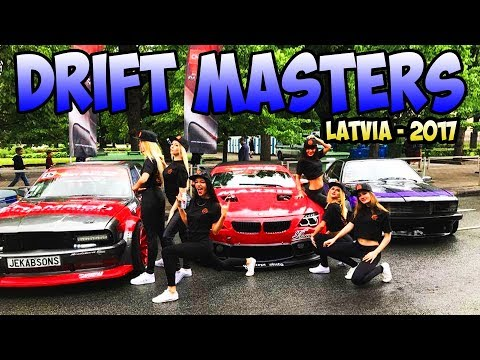 Visiting the kings of drifting in Latvia (2017) - Holiday Trip