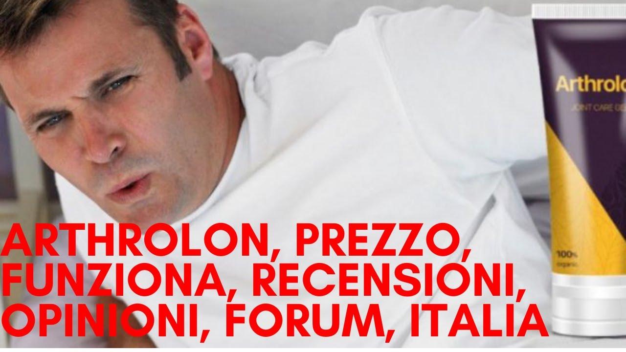 Arthrolon, Prezzo, Funziona, Recensioni, Opinioni, Forum, Italia