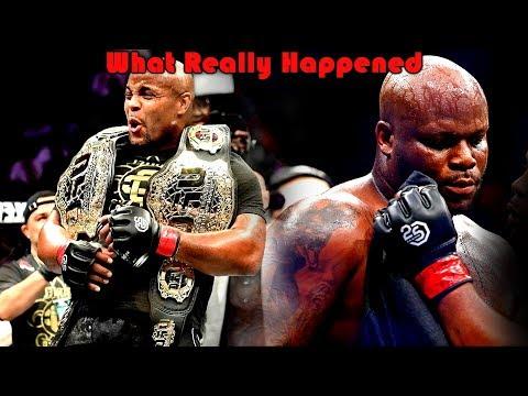 What Really Happened at UFC 230 (Daniel Cormier vs Derrick Lewis)