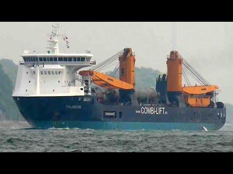 PALABORA - Combi Lift heavy lift ship