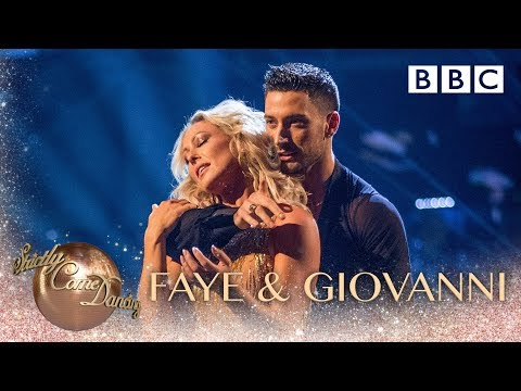 Faye Tozer and Giovanni Pernice Rumba to 'Chandelier' by Sia - BBC Strictly 2018