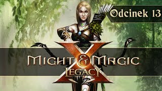 Zagrajmy w Might and Magic X Legacy PL - Las Yon-Chall #13 GAMEPLAY PL