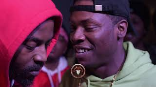 TAY ROC vs BAD NEWZ hosted by John John Da Don | BULLPEN BATTLE LEAGUE