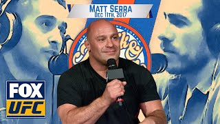Lawler vs. Anjos preview, Matt Serra joins show | EPISODE 135 | ANIK AND FLORIAN PODCAST
